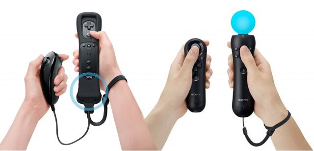 wiimote vs psmove