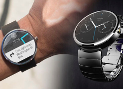 Moto360 con Android Wear